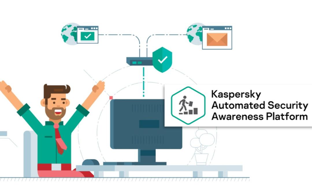 10-11/02/21 | Webinars Kaspersky Πλατφόρμα User Security Awareness