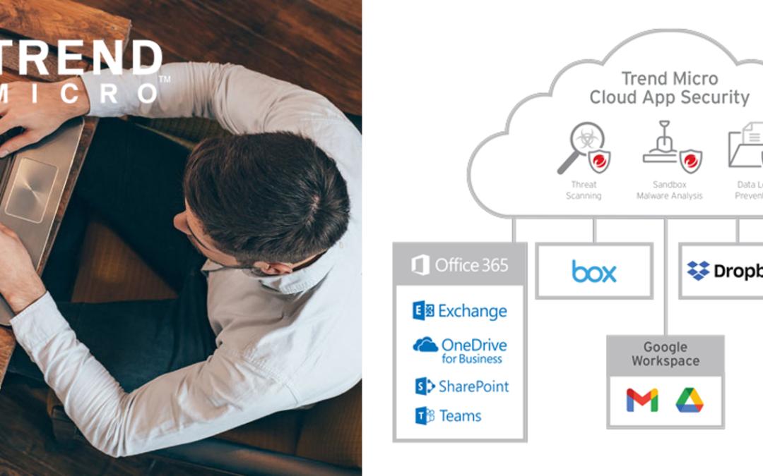 03/03/21 | Webinar TrendMicro Cloud App Security for Office365