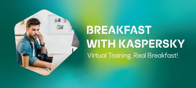 Πρόσκληση | Summer Breakfast with Kaspersky (24/06)